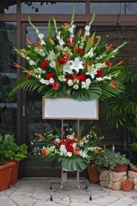 名古屋の花屋カームクームのスタンド花サンプル5