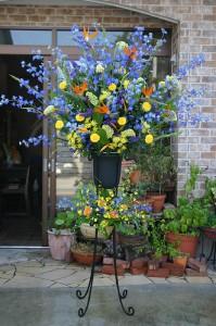 名古屋の花屋カームクームのスタンド花サンプル22