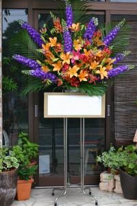 名古屋の花屋カームクームのスタンド花サンプル20