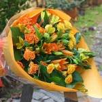 名古屋の花屋カームクームの花束アレンジメント/サンプル8