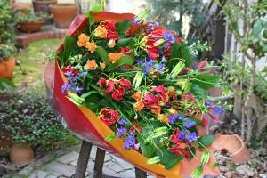 名古屋の花屋カームクームの花束アレンジメント/サンプル15