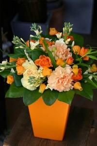 名古屋の花屋カームクームの花束アレンジメント/サンプル16